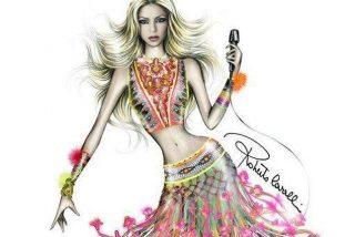 Shakira, vestida de Cavalli, cerrará el Mundial