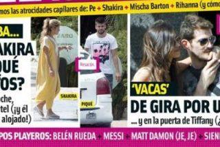 Shakira y Piqué ¿juntos?