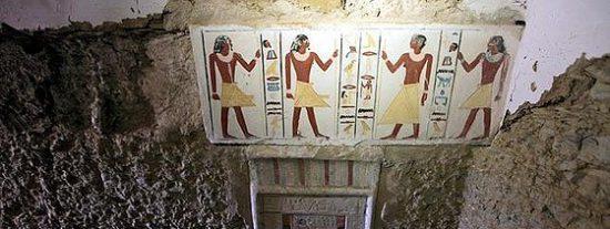 La tumba egipcia más bella del mundo