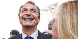 """Zapatero: """"Estamos mejor de lo que parece y lo vais a vivir"""""""