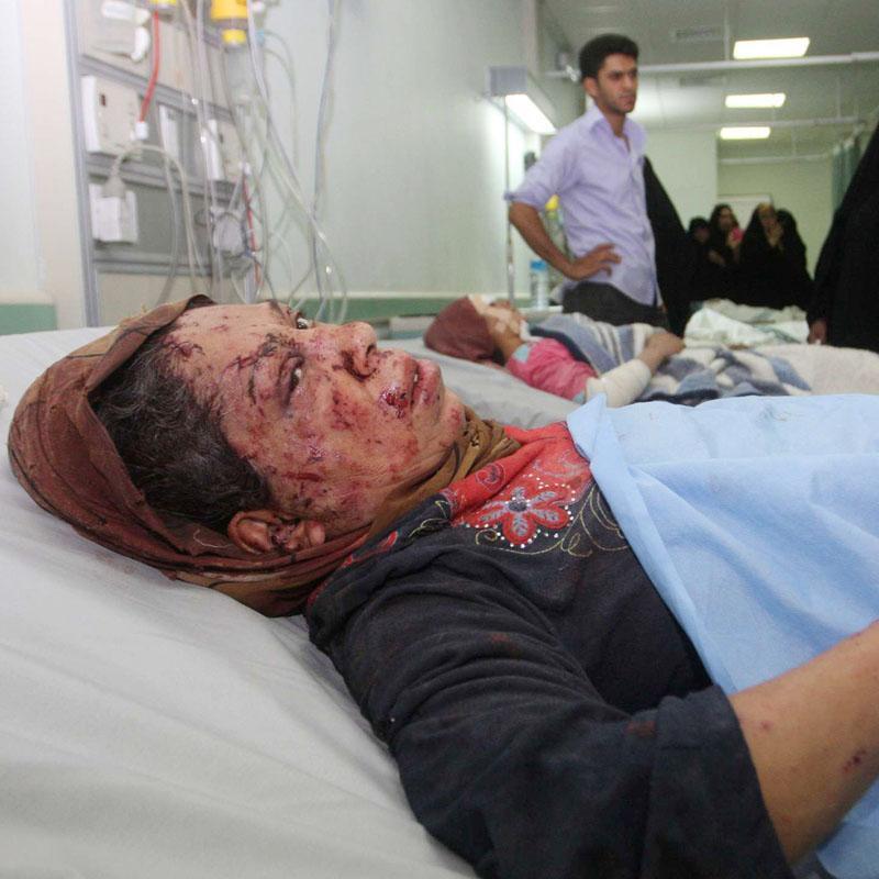La cifra de civiles muertos en Irak registra un sensible aumento