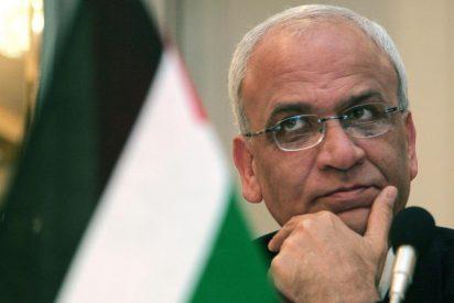 Erekat defiende el plan de diálogo palestino