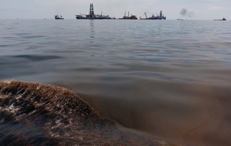 Investigan si BP quebrantó leyes medioambientales al usar de agentes dispersantes