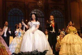 El patio de la Laboral acogerá este sábado 'La Traviata' de Verdi