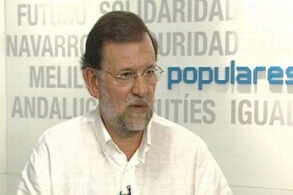 """Rajoy: """"La victoria del Atlético de Madrid llenó de satisfacción a todos los españoles"""""""