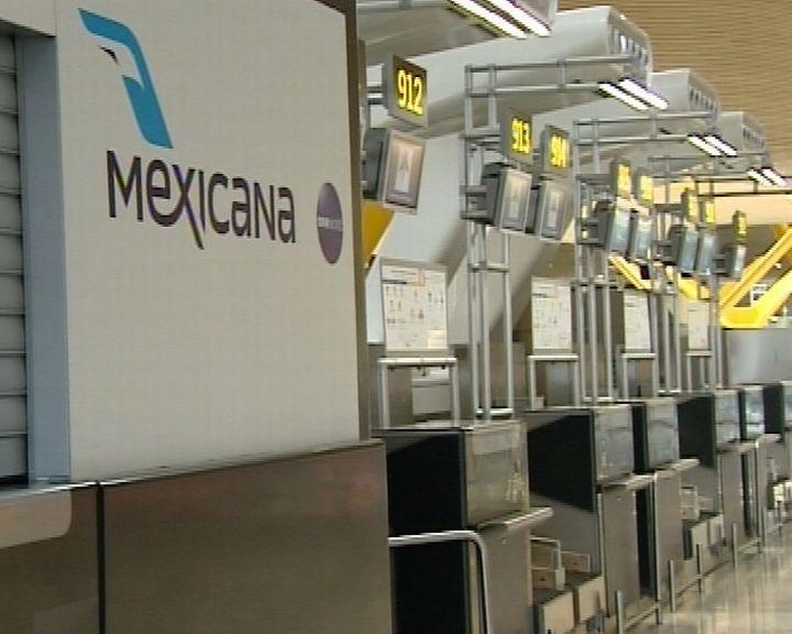El Gobierno negocia con otras aerolíneas para atender a pasajeros de Mexicana