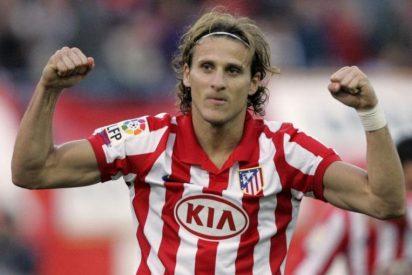 Forlán se une a Konko, Joaquín y Osvaldo como máximos goleadores