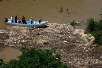 Proximidad de otro río complica búsqueda de españoles desaparecidos en México