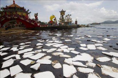 El vertido en un río del noreste de China amenaza con llegar a Rusia