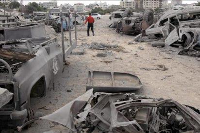 La aviación militar israelí bombardea Gaza por segundo día consecutivo