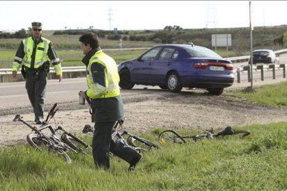 Dos ciclistas mueren atropellados en una carretera de Menorca