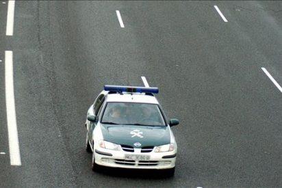 Una niña muerta y cuatro heridos, todos franceses, en un accidente de tráfico en Zaragoza