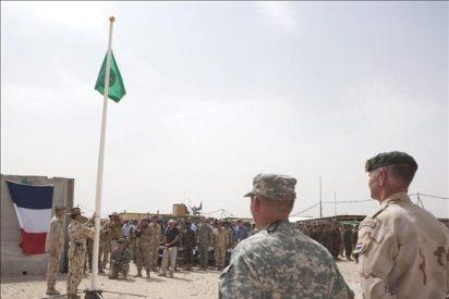 La Fuerza Internacional dice que la retirada de Holanda no compromete la seguridad en Afganistán