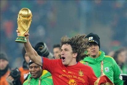 Carles Puyol, dispuesto a seguir con la selección hasta la Eurocopa de 2012
