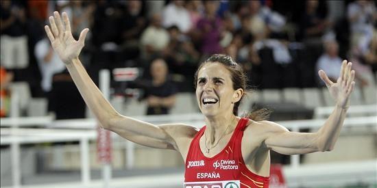 Nuria Fernández refrenda la supremacía española en 1.500