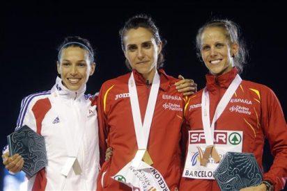 Nuria Fernández pone broche de oro y España cierra en ocho medallas