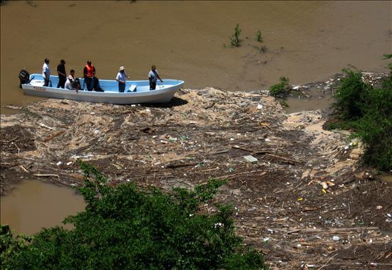 Identificada como Irene Carbó la tercera víctima mortal del accidente en un río mexicano