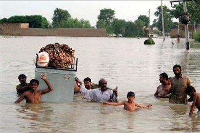 Al menos 951 muertos por las graves inundaciones en Pakistán