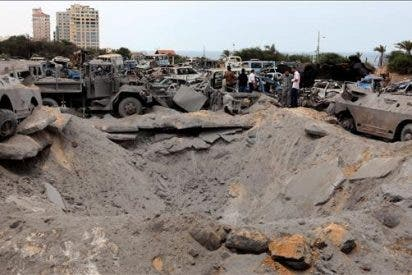 Cinco cohetes caen en el sur de Israel sin causar víctimas ni daños