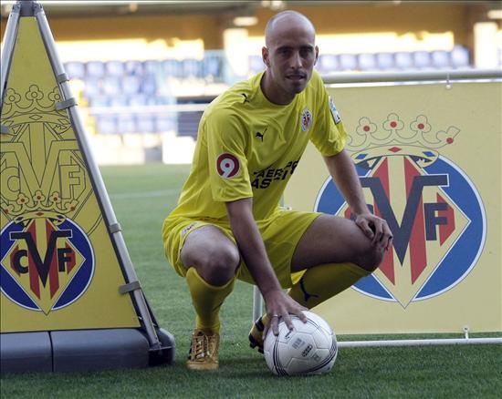 Borja Valero dice que sólo le falta ritmo físico tras superar la lesión de espalda