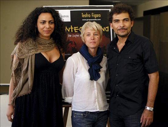 """La compañía cubana """"Mefisto Teatro"""" traslada """"Fuenteovejuna"""" al Caribe"""