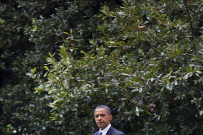 """EE.UU. finalizará combates en Irak pero el """"sacrificio no termina"""", dice Obama"""