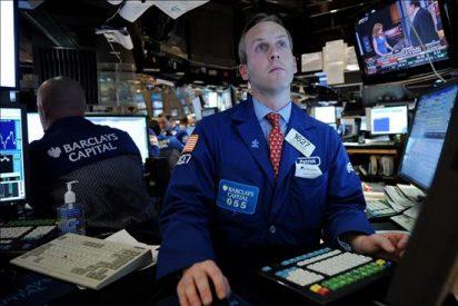 Wall Street sube el 1,63 por ciento tras los datos positivos de manufactura y construcción