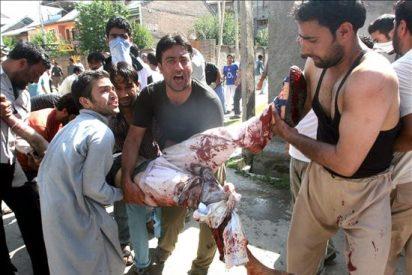 Las autoridades de la Cachemira india piden refuerzos para controlar la ola de violencia