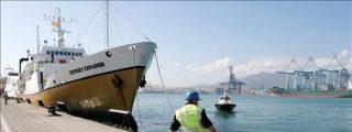 El capitán de un buque de Odyssey apresado por la Guardia Civil queda libre de cargos