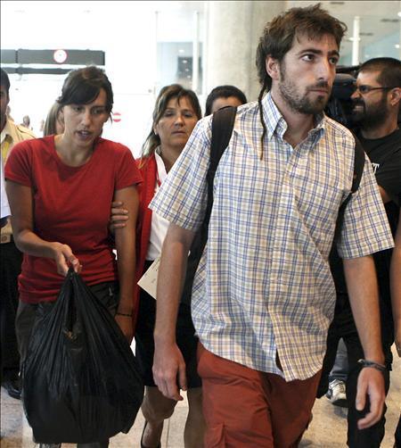 Los dos supervivientes del naufragio en México llegan este lunes a Palma