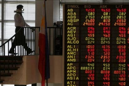 Filipinas encabeza subidas en la apertura de las Bolsas del Sudeste Asiático