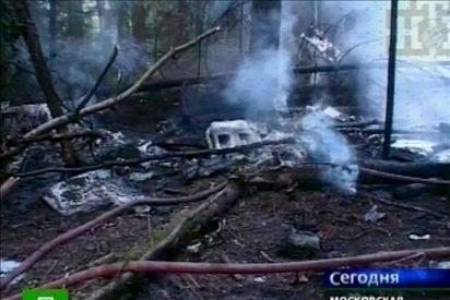 Asciende a once el número de muertos en un accidente aéreo en Siberia