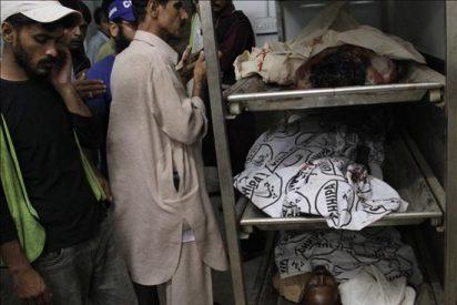 Al menos 35 muertos en una ola de violencia en Karachi tras el asesinato de un diputado
