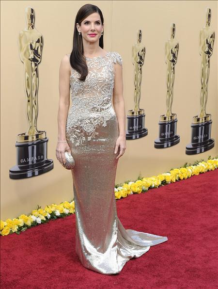 Sandra Bullock fue la actriz mejor pagada de Hollywood en 2009