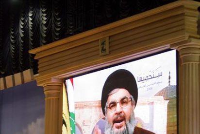 Nasrala dice que presentará pruebas que implican a Israel en el asesinato de Rafic Hariri