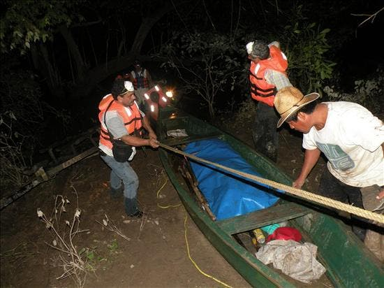La Proteccion Civil mexicana dice ahora que fue un rumor el hallazgo de un cádaver