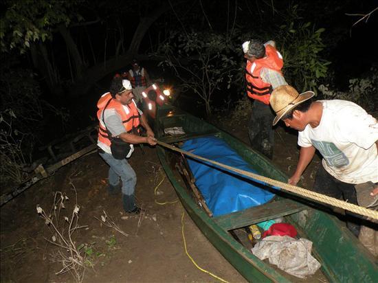 Dictada prisión para el guía y el barquero que acompañaban a los españoles muertos en México