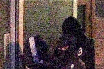 Continúan en dependencias policiales los dos detenidos en Hernani