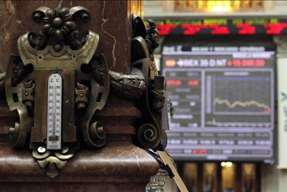 La Bolsa española aumenta sus pérdidas y el Ibex-35 cae el 0,50 por ciento