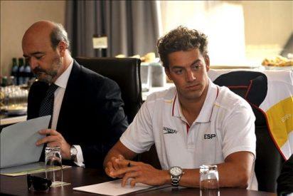 El Panel Antidopaje de la FINA absuelve a Rafa Muñoz