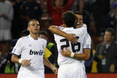 2-3. Ronaldo fue la estrella en el triunfo del nuevo Real Madrid de Mourinho