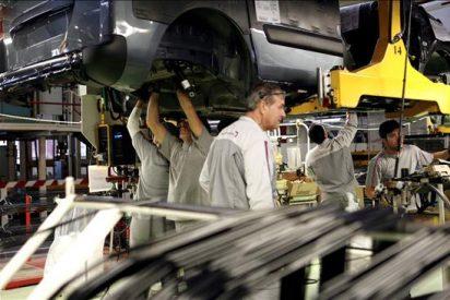 La producción industrial crece el 1,9 por ciento en el primer semestre