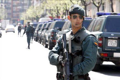 Muere un guardia civil y un compañero resulta herido en un atraco en Pontevedra