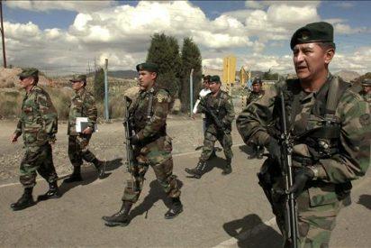 El Ejército de Bolivia da instrucción militar a movimientos sociales