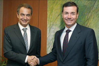 Zapatero se reúne hoy con Tomás Gómez para hablar de las candidaturas del PSOE