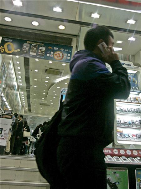 Desmantelada una red que estafó 27 millones a empresas de telefonía móvil