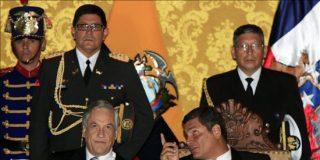Ecuador y Chile afianzan su relación bilateral y coinciden respecto a los límites