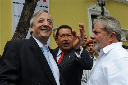 La crisis colombo-venezolana opaca la firma de 27 acuerdos entre Venezuela y Brasil