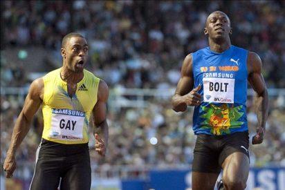 Tyson infligió a Bolt su primera derrota en dos años