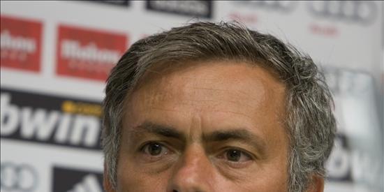 Mourinho dice que aquí se trabaja duro y a la vez lo físico y lo psicológico
